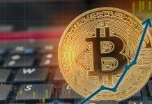 Giá Bitcoin trên 63000 usd